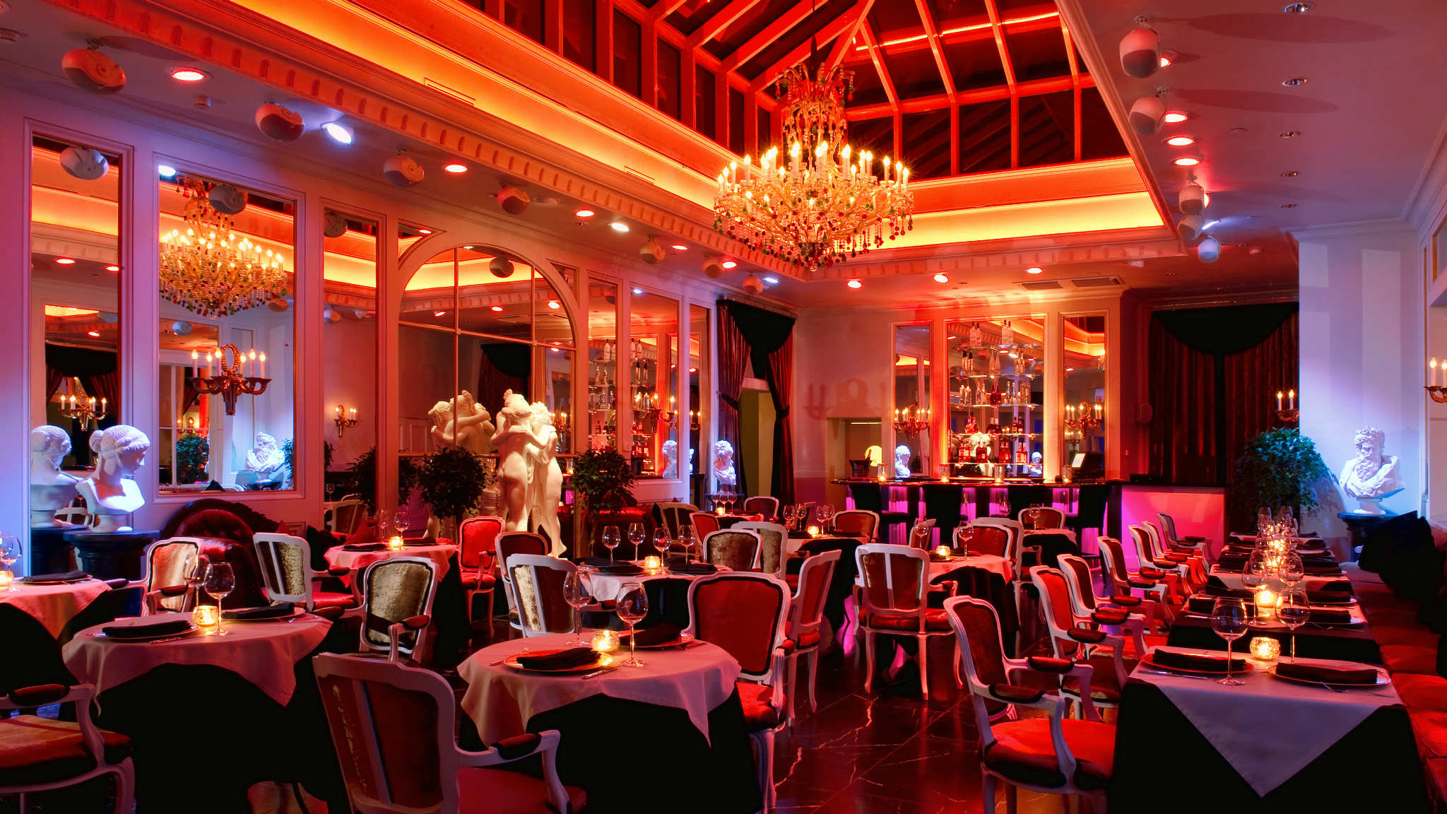Restaurant In Riga In Luxurious 5 Star Grand Palace Hotel